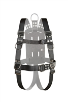 Atlantic Diving Equipment Full Body Harness With Shoulder Adjusters