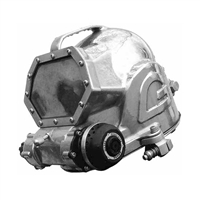 Gorski G3000SS Stainless Steel Diving Helmet