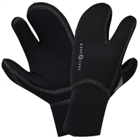 Aqua Lung Heat Mitt 3 Finger 6mm Neoprene Gloves