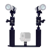 Big Blue Camera Tray Kit For GoPro®