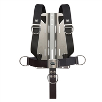 XS Scuba Stainless Steel Tec/Rec Harness