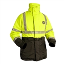 Mustang Survival ANSI High Visibility Flotation Coat