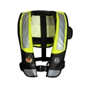 Mustang Survival High Visibility HIT Inflatable PFD (Auto Hydrostatic)