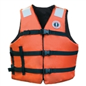 Mustang Survival Universal Fit Foam Flotation Vest w/SOLAS Reflective Tape