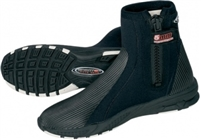 Henderson Molded Sole Zipper Dive Boots