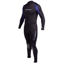 NeoSport Premium Neoprene 5mm Men's Back Zip Jumpsuit