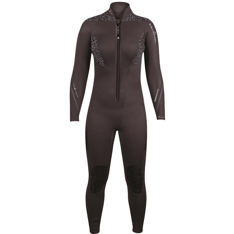 439c8211e4 Henderson TherMaxx Women s 1.5mm Front Zip Jumpsuit