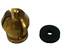 "Broco 1/4"" Collet Kit, 1/4"" Collet & Washer"