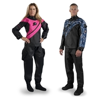 DUI TLS350 Select Series Drysuit