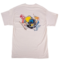 Kirby Morgan Mermaid Design T-Shirt