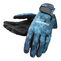 Cressi Blue Hunter 2mm Neoprene Gloves