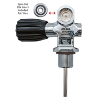 Thermo Pro Valve for 3000 Psi Aluminum Cylinders