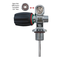 XS Scuba PRO Valve For 3000 Psi Aluminum Cylinders