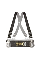 Atlantic Diving Equipment Commercial Weight Belt With Adjustable Shoulder Straps