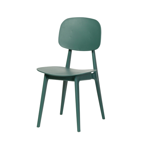 Cherry Dining Chair - Teal