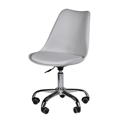 Charles Jacobs Office Chair in Grey