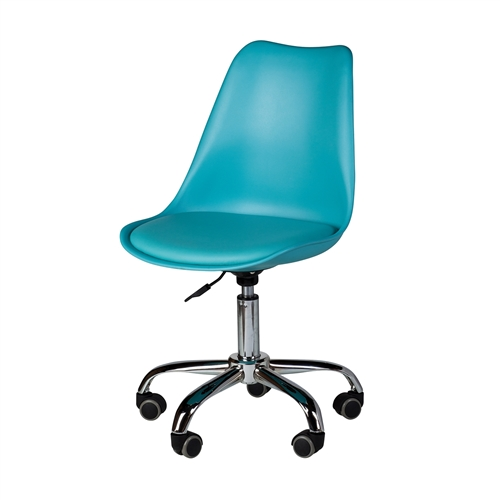 Charles Jacobs Office Chair in Blue