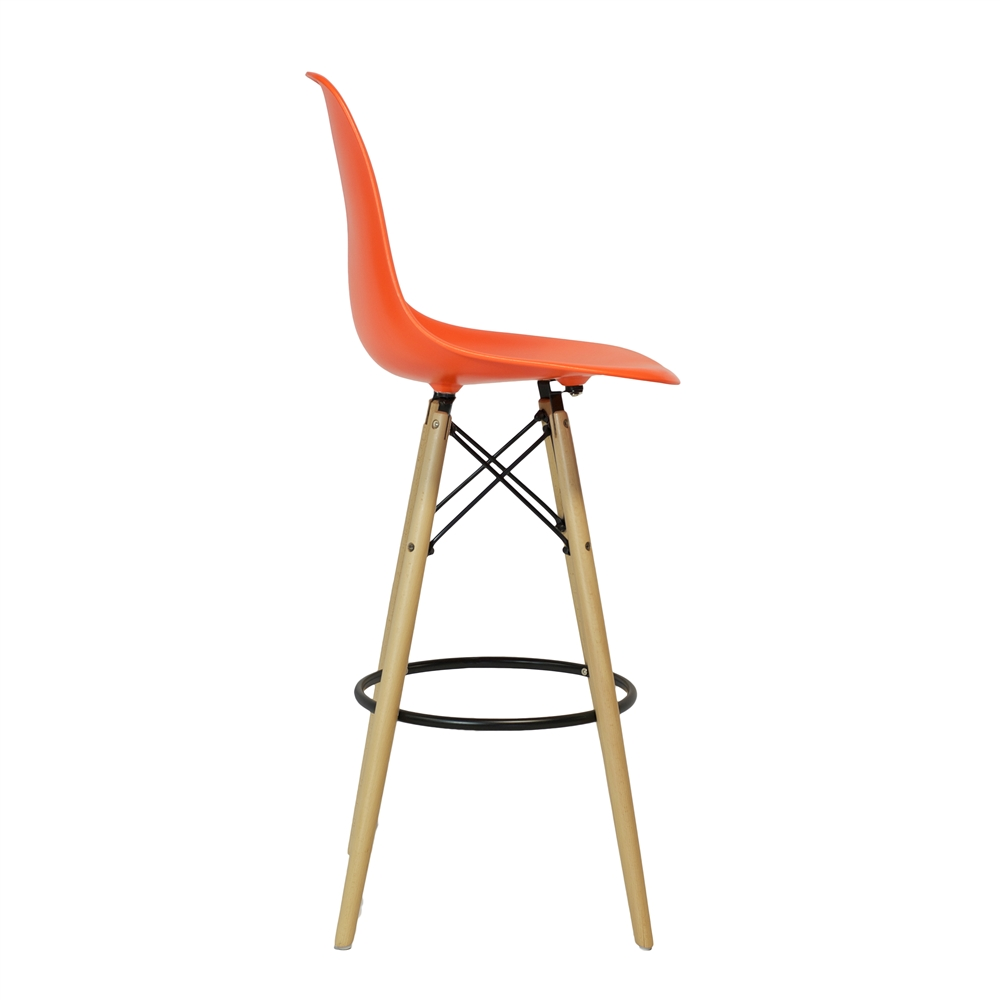 Attrayant Charles Eames Style DSW Bar Stool ...