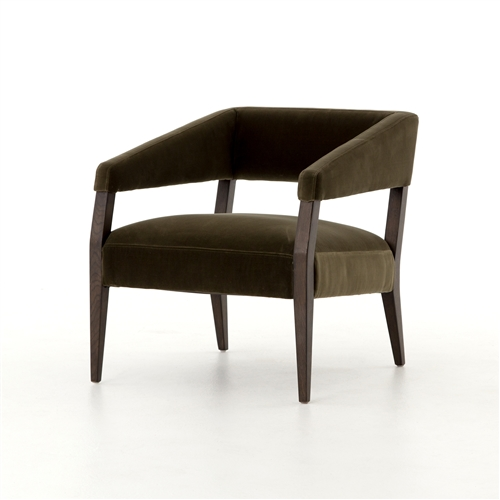 Gary Club Occasional Accent Chair