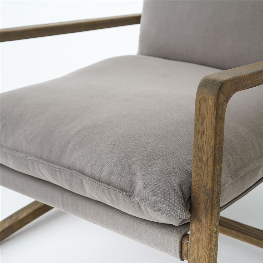 Abbott Ace Chair Wood Frame