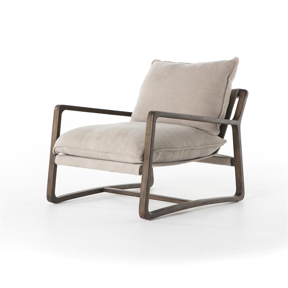 Superbe Abbott Ace Chair Wood Frame ...