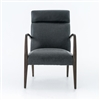 Abbott Bryson Chair in Ebony