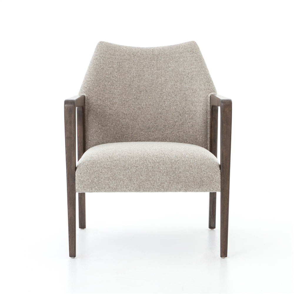 Abbott Dalton Accent Chair in Burnt Oak, The Khazana Home Austin ...