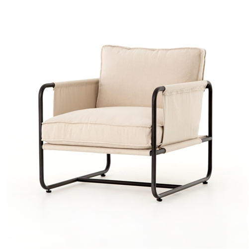 Abbott Isabel Chair in Linen