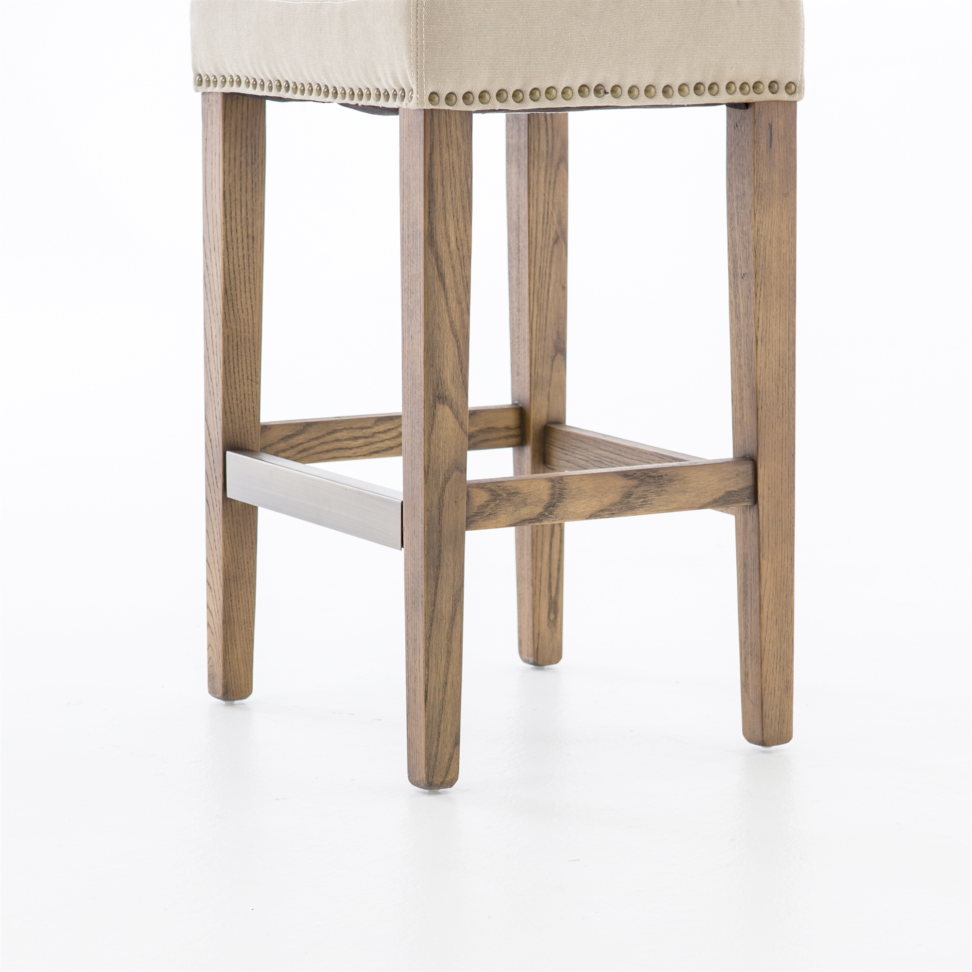 Cool Ashford Sean Counterstool With Kickplate In Desert Canvas Caraccident5 Cool Chair Designs And Ideas Caraccident5Info