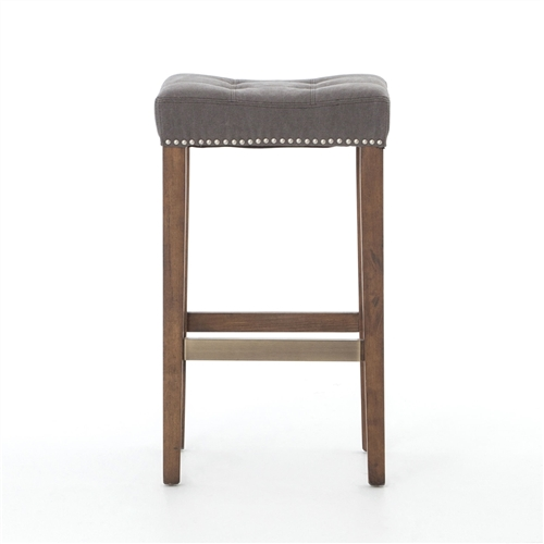 Ashford Sean Barstool with Kickplate in Dark Moon