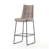 Ashford Camille Barstool in Savile Flannel