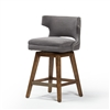 Ashford Task Counterstool with Swivel Base