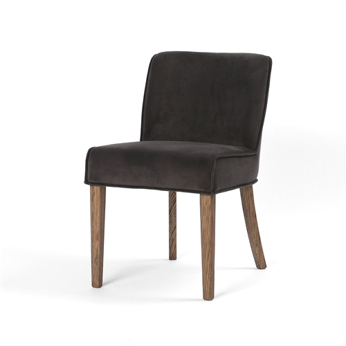 Ashford Aria Dining Chair in Heathered Bella Smoke