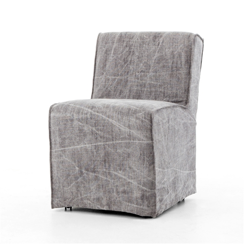Ashford Seville Chair in Stonewash Heavy Jute