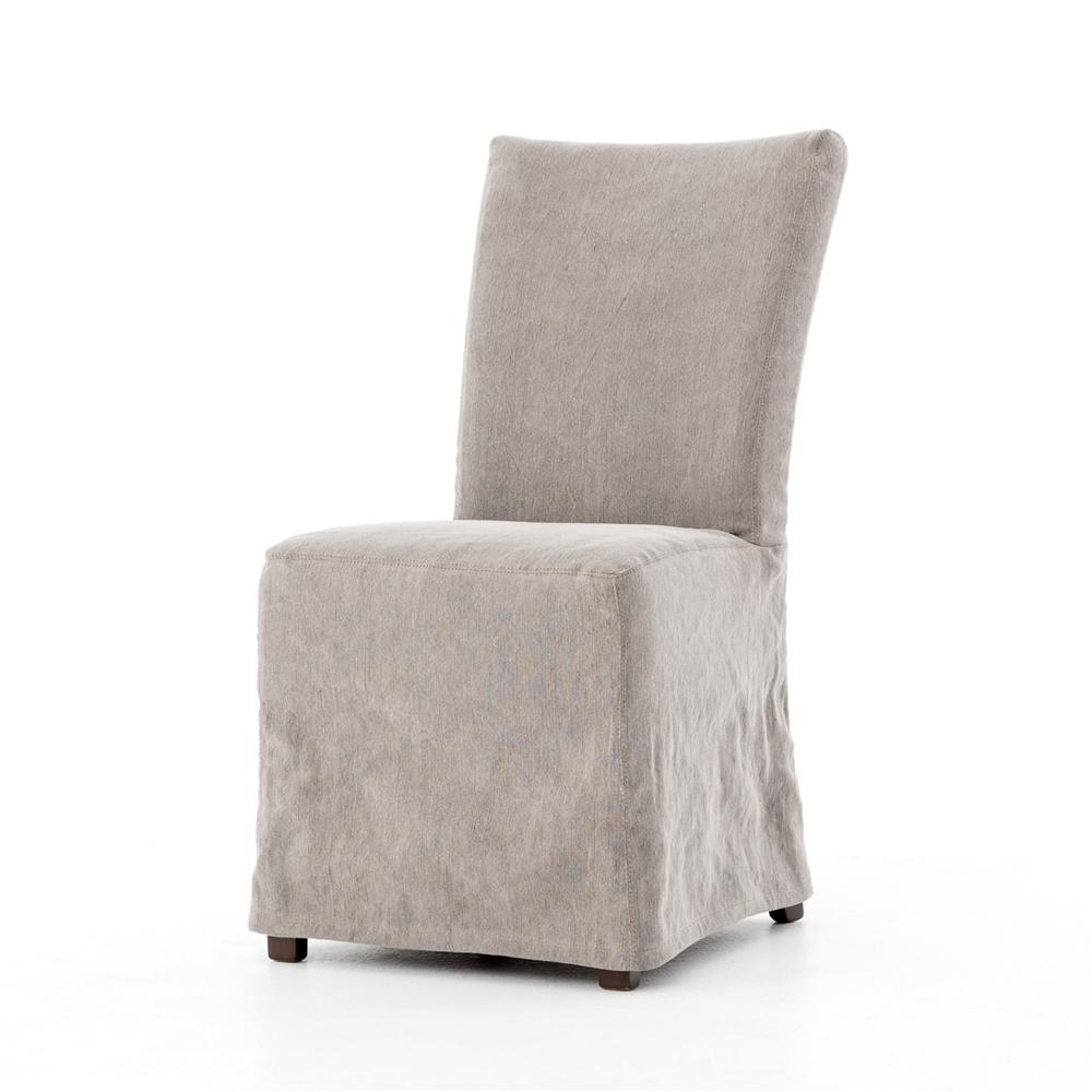 Ashford Vista Dining Chair In Heather Twill Carbon