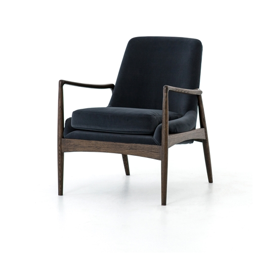 Ashford Braden Chair in Velvet Shadow