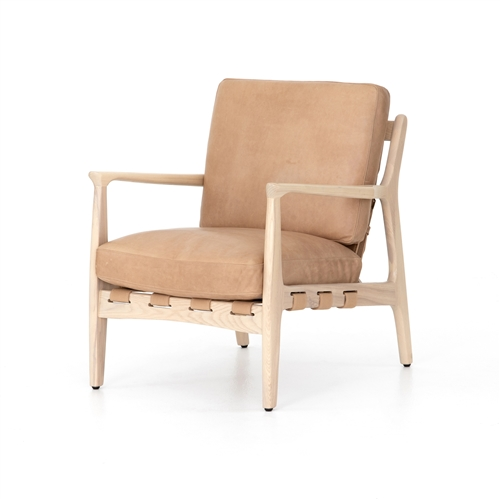 Silas Chair in Sahara Tan