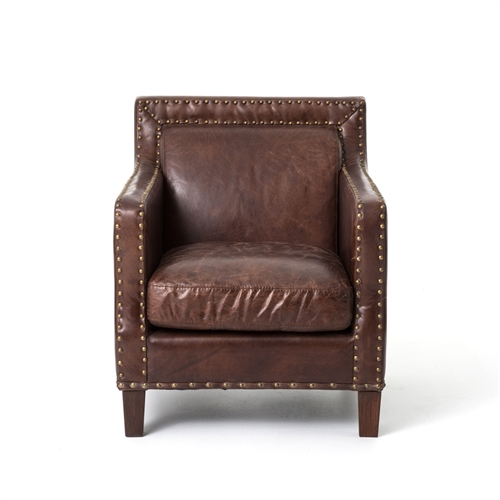 Carnegie Alcott Club Chair