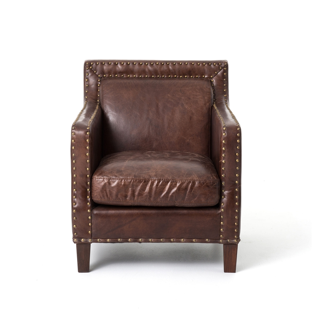 Carnegie Alcott Club Chair