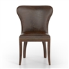 Carnegie Richmond Dining Chair-Biker Tan