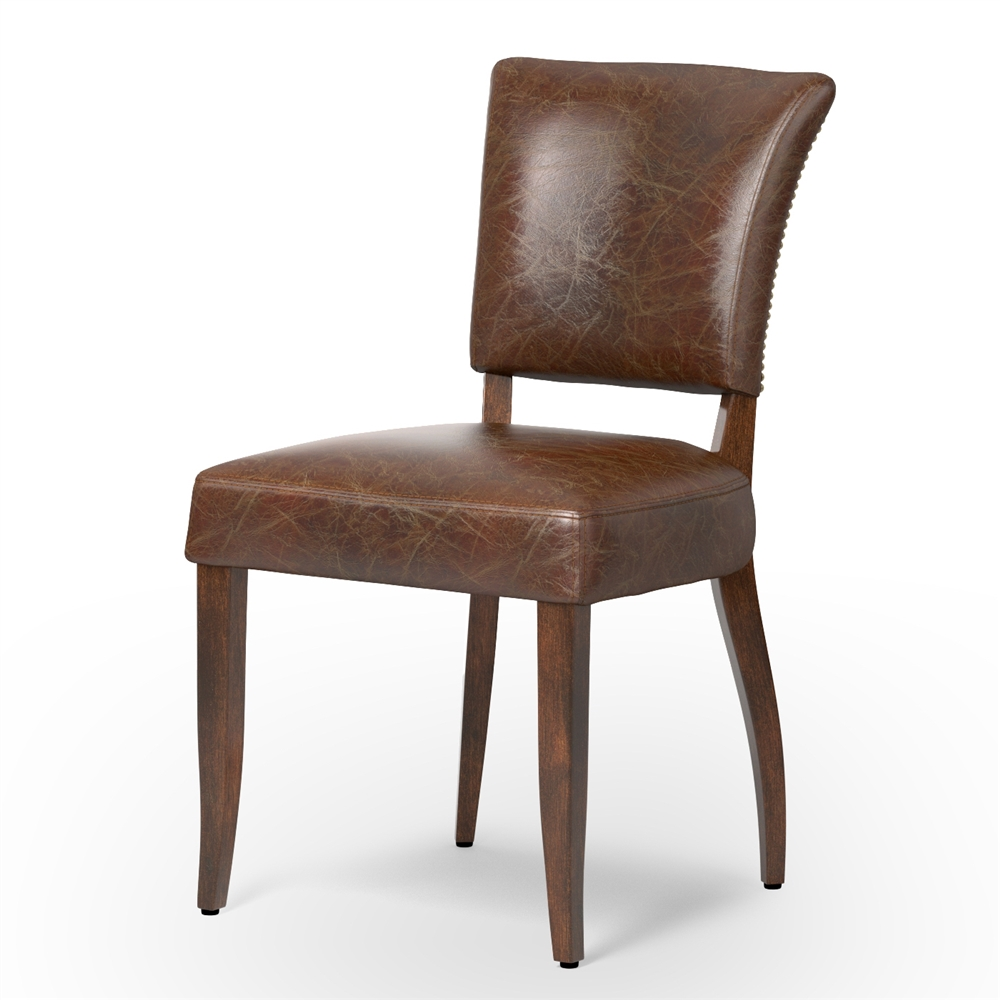 Carnegie Mimi Dining Chair Biker Tan Larger Photo Email A Friend