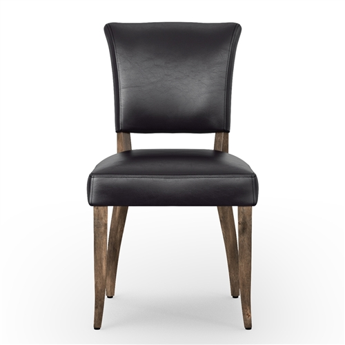 Carnegie Mimi Dining Chair-Old Saddle Black