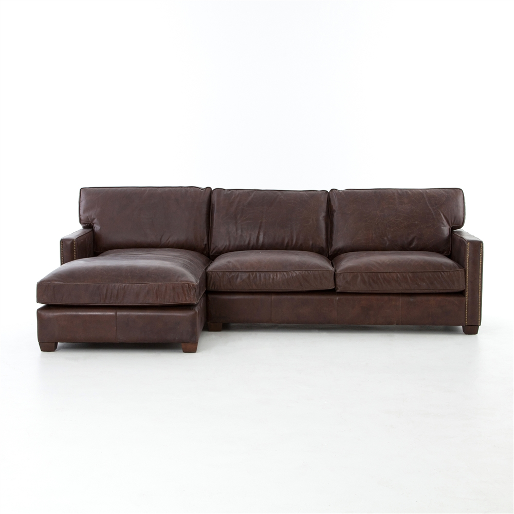 Living Room Carnegie Larkin 2 Piece Sectional W.laf Chaise-Vi, The ...