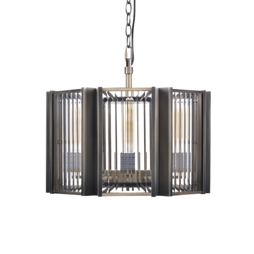 Carnegie Downing Small Chandelier