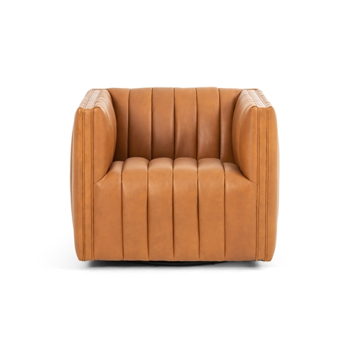Augustine Swivel Chair - Hudson Lager