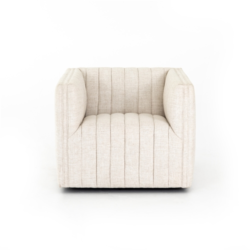 Augustine Swivel Chair - Dover Crescent