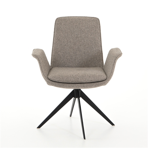 Iman Desk Chair in Orly Natural