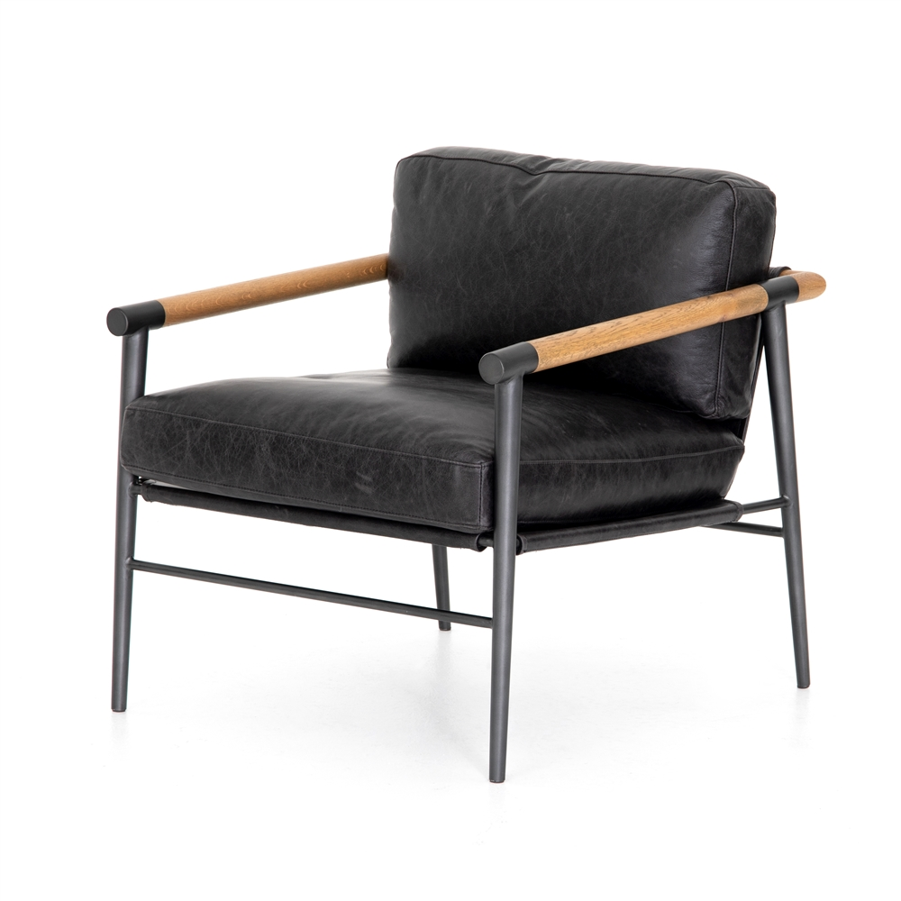 Rowen Chair in Sonoma Black