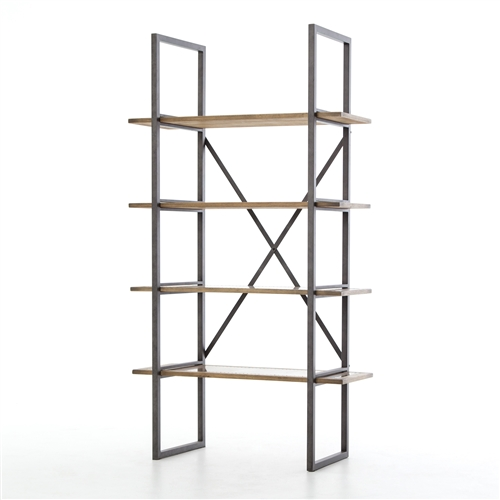 Hughes Shane Single Bookshelf