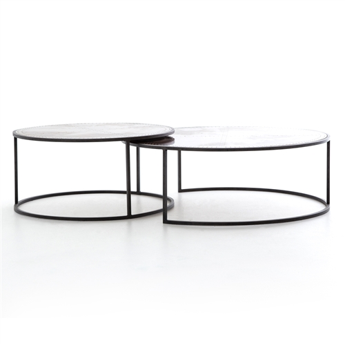 Hughes Catalina Nesting Coffee Table